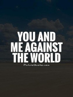 YOU AND 