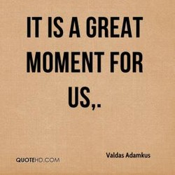 IT IS A GREAT 