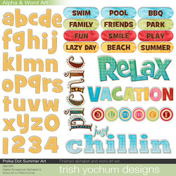 Al ha & Word Art 