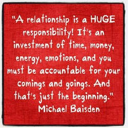 '(A relationship is a HUGE 