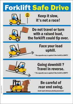 Forklift Safe Drive 
