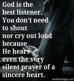 God is the 
