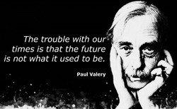 The trouble with oun 