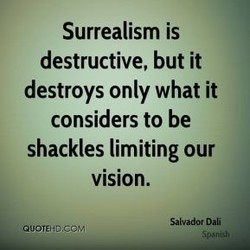 Surrealism is 