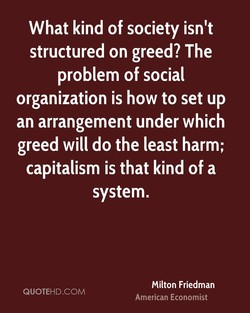 What kind of society isn't 