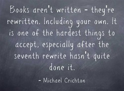 books deen't written - 