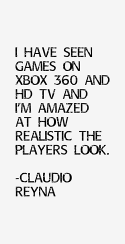 I HAVE SEEN 