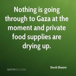 Nothing is going 