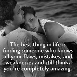 The best thing in life i 