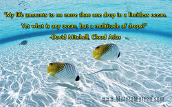 Yet what is any ocean, but a multitude of 