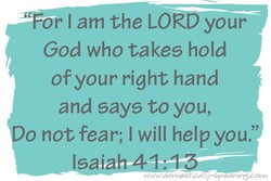 or I am the LORD your 