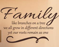 like branches on a tree 