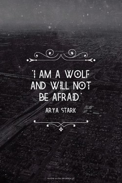 AM A WOLF 