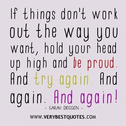 If Ihlngs donll work 