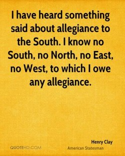 I have heard something 