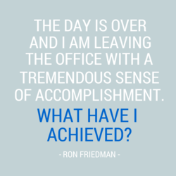 THE DAY IS OVER 