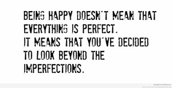 HAPPY DOESN'T THAT 