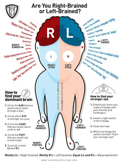 Are You Right-Brained 