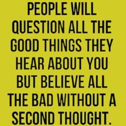 PEOPLE WILL 