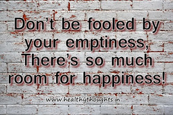 1Pon't fool*ed by 