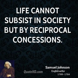LIFE CANNOT 