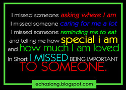 asking where I am 