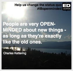 Help us change e s 