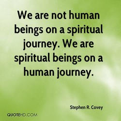 We are not human 