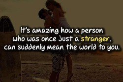 It's ana2ing how a person 