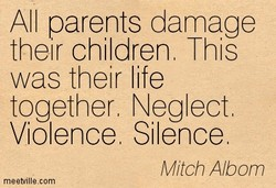 All parents damage 