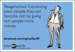 Reaganomics: Convincng 