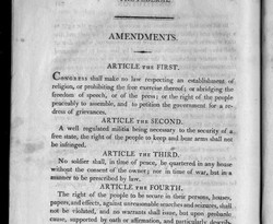 AMENDMENTS. 