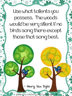 use what taQents gou 