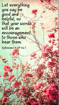 Let everything 