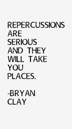 REPERCUSSIONS 