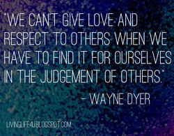 WE CAN'T GIVELOVEAD 
