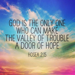 GOD IS THE ONLY ONE 