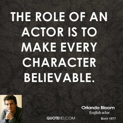 THE ROLE OF AN 