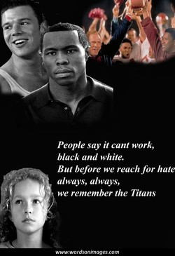 People say it cant work, 
