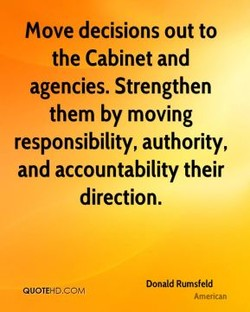 Move decisions out to 