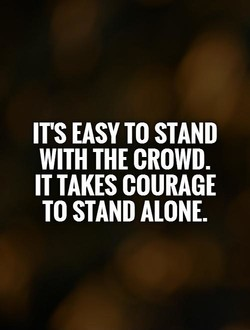ITS EASY TO STAND 