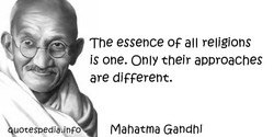 The essence OF all religions 