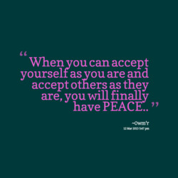Whenyou can accept 