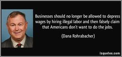 Businesses should no longer be allowed to depress 