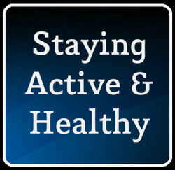 Staying Active 8 Healthy