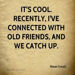 IT'S COOL. 