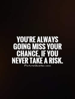 YOU'RE ALWAYS 