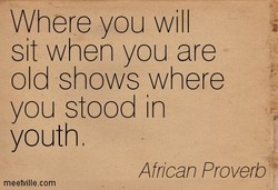 Where you will 