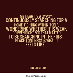 MY HEART IS A 