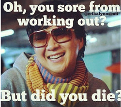 Oh, you sore fpm 